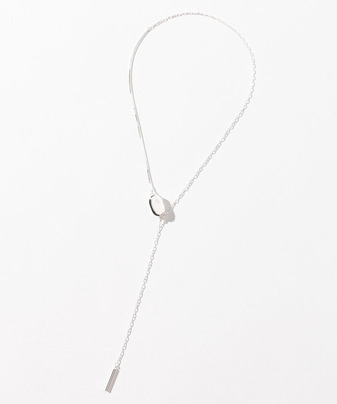 【Soierie(ソワリー)】CROP NECKLACE