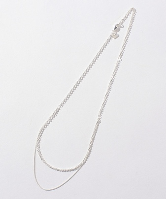 【BAR JEWELLERY(バージュエリー)】CASCADE NECKLACE