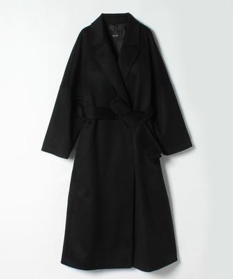 カシミヤビーバーコート