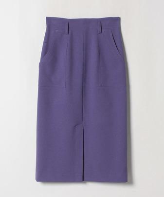 ベイカーポケットタイトスカート