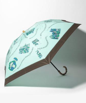 【manipuri(マニプリ)】 晴雨兼用折りたたみ傘