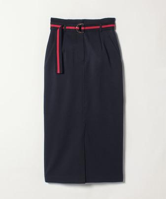 【Oggi 6月号掲載商品】ラインベルトTWチノスカート
