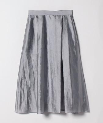 トリアセキュプラタックフレアースカート