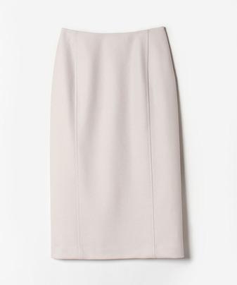 【セットアップ対応商品】メルトンサイドダーツタイトスカート