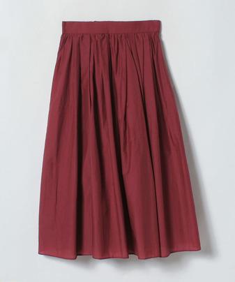 ランダムタックギャザースカート