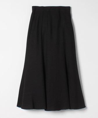 【セットアップ対応商品】麻混ドビーマーメイドスカート