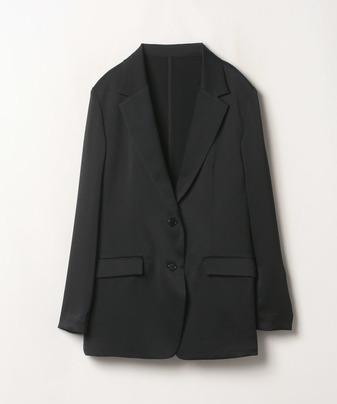 【セットアップ対応商品】ハンマーサテンテーラードジャケット