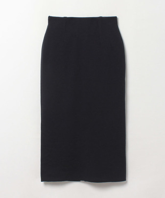 【セットアップ対応商品】ウールスムース2WAYタイトスカート