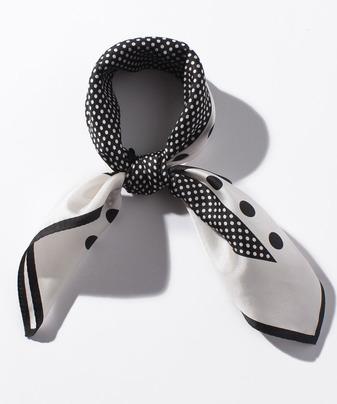 アソートプチシルクスカーフ