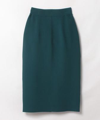 【セットアップ対応商品】ミラノリブ2WAYスリットタイトスカート