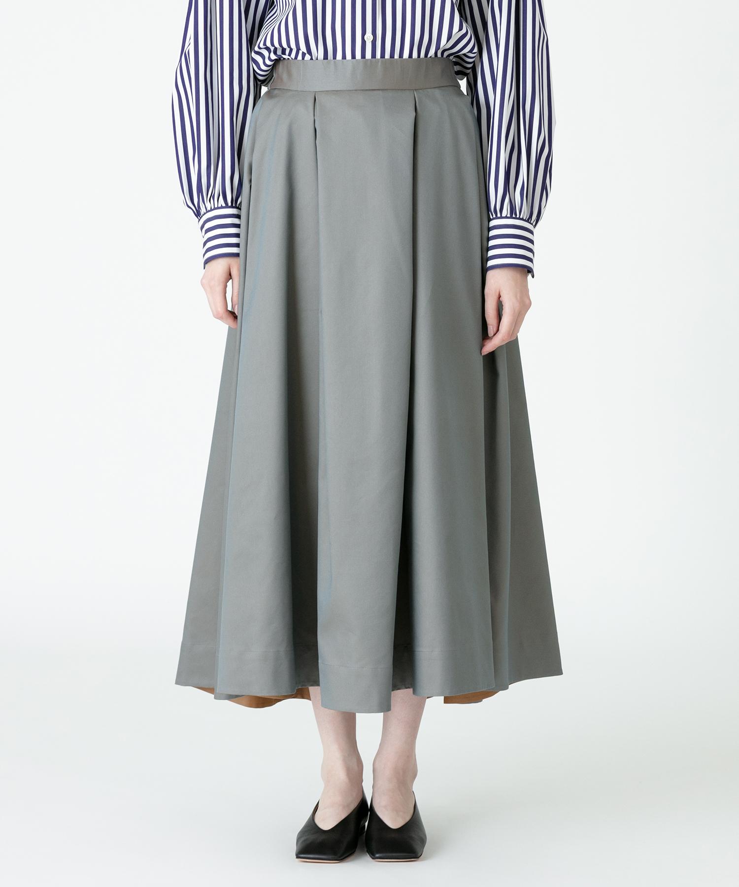 T/Cツイルリバーシブルスカート