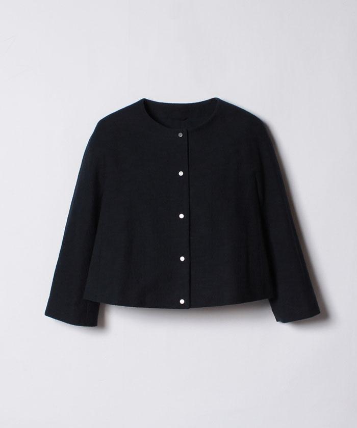 【セットアップ対応商品】スラブジャガードクルージャケット
