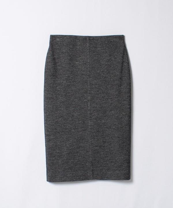 【セットアップ対応商品】モクツイードタイトスカート