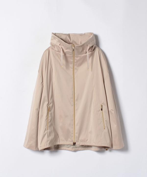 シャンブレータフタフードジャケット