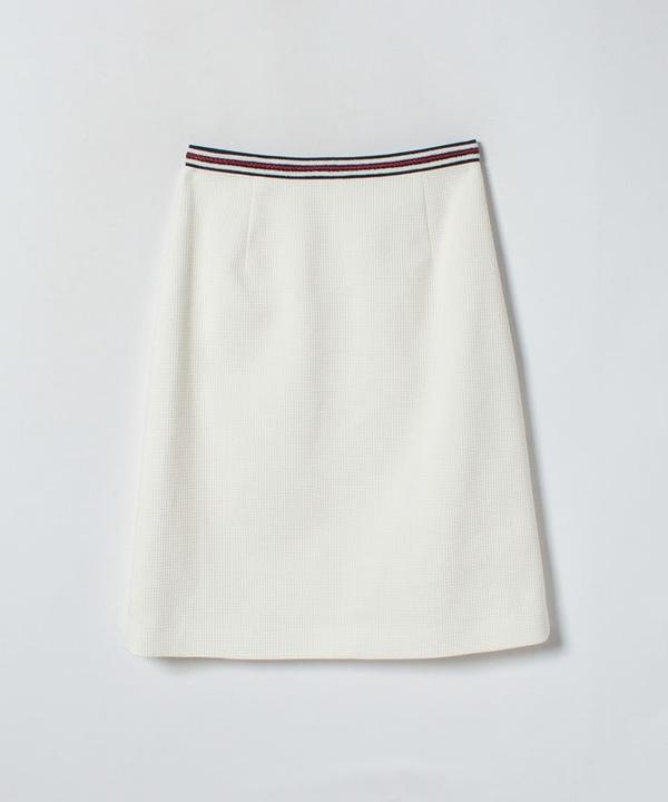 ドビーストレッチAラインスカート