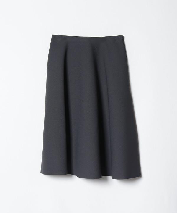 【セットアップ対応商品】アセテートナイロンフレアースカート