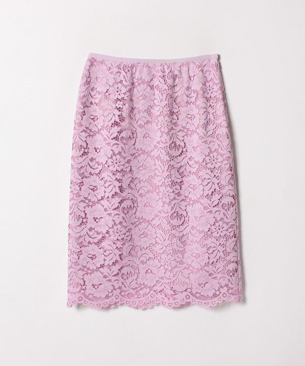 ★【セットアップ対応商品】コードレースタイトスカート