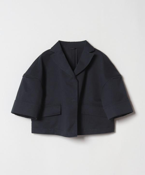 【セットアップ対応商品】ハイカウントツイルジャケット