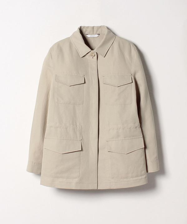C/Lドビーフィールドジャケット