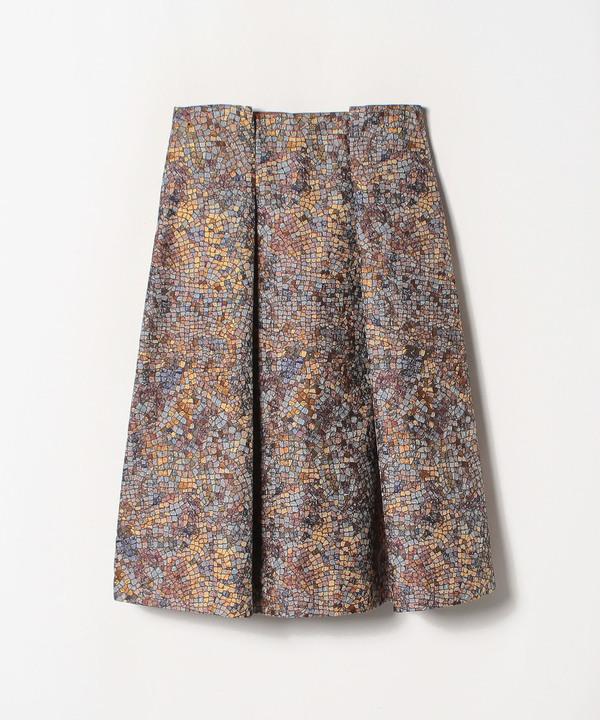 キカジャガードAラインスカート