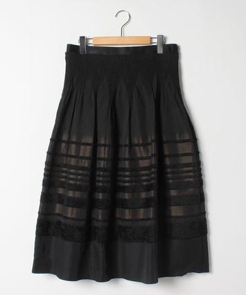 【特別提供価格】モヘアテープスカート