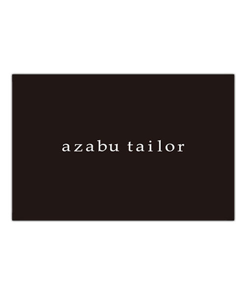 azabu tailor Gift Card (50000円)