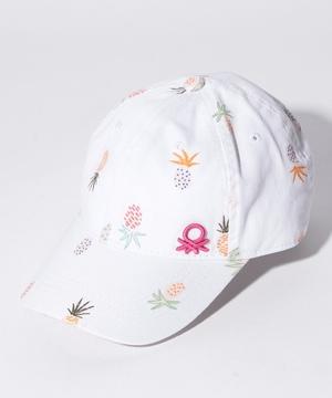 KIDSトロピカルロゴキャップ・帽子(男女兼用)