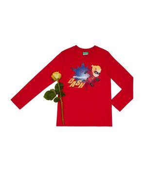 【Disneyコラボ 】 Mr.インクレディブル長袖Tシャツ(公式オンライン限定)