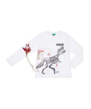 【BOYS】ジュラシックワールドコラボ 長袖Tシャツ(公式オンライン限定)