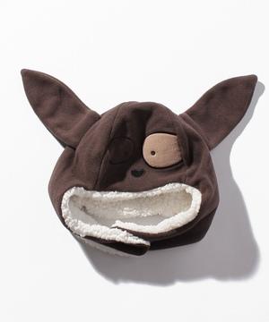 アニマルモコモコ耳付きハット・帽子(男女兼用)