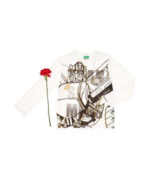 【BOYS】トランスフォーマーコラボ 長袖Tシャツ(公式オンライン限定)