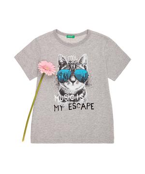 クールアニマル半袖Tシャツ・カットソー