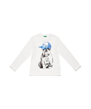アニマルプリントTシャツ・カットソー