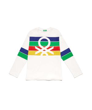 ロゴカラーTシャツ・カットソー