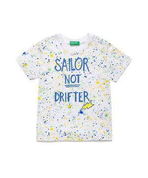 スプラッシュプリントTシャツ・カットソー