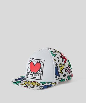 【キース・ヘリングコラボ】キャップ・帽子(ユニセックス)