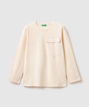 フィアンマート胸ポケットTシャツ・カットソー