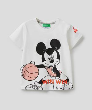 【ディズニー(Disney)コラボ】スポーツミッキーマウスTシャツ・カットソー