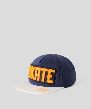 ラバースケート3Dキャップ・帽子