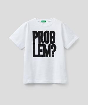 キッズメッセージプリントTシャツ・カットソー
