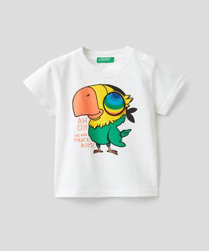 キッズフラップ付きプリントTシャツ・カットソー