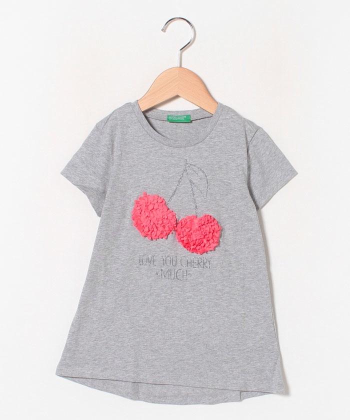 オーガニックコットンフルーツTシャツ・カットソー