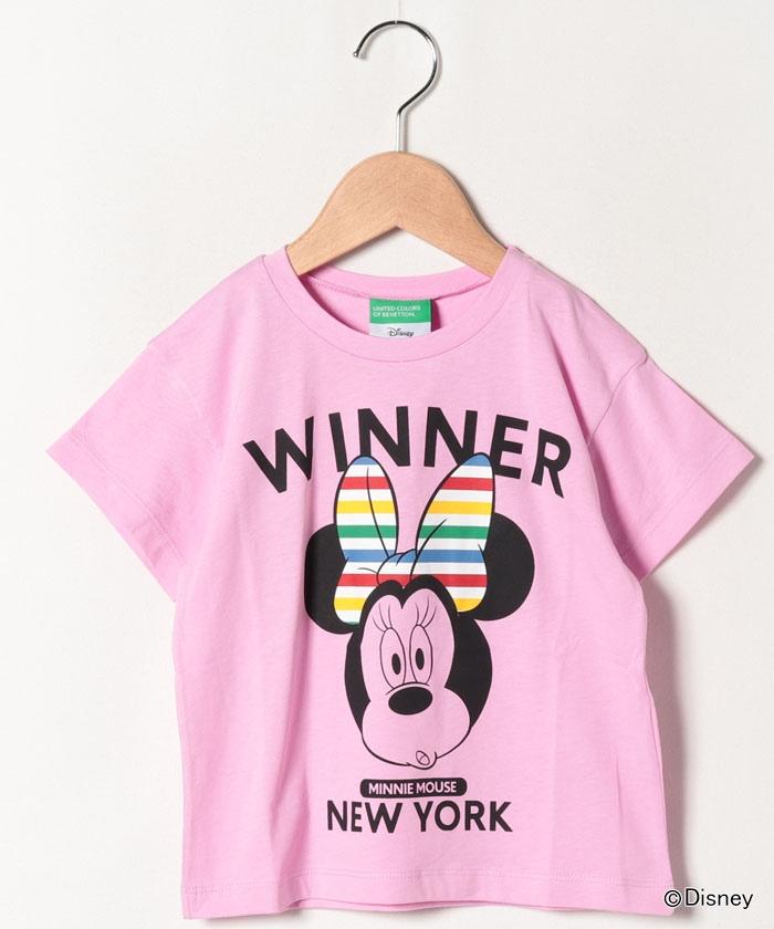 【ディズニー(Disney)コラボ】ミニーマウスTシャツ・カットソー