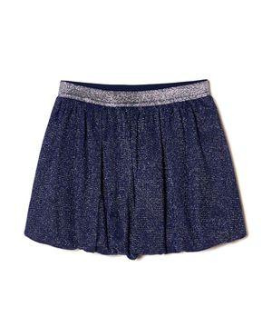 KIDSメタルネットバルーンスカート