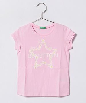 KIDSニューロゴベーシックTシャツ・カットソー