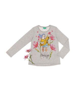 【Disney】コラボ スノーホワイト長袖Tシャツ(公式オンライン限定)