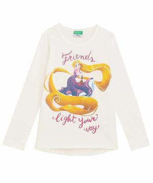【Disneyコラボ 】プリンセス長袖Tシャツ(公式オンライン限定)