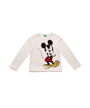 【Disney(ディズニー)コラボ】スパングルTシャツ・カットソー