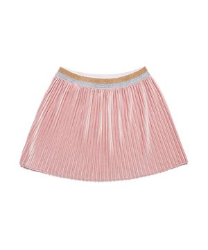 シェニールプリーツスカート