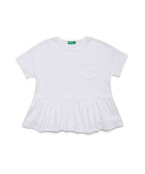 ペプラムポケットTシャツ・カットソー